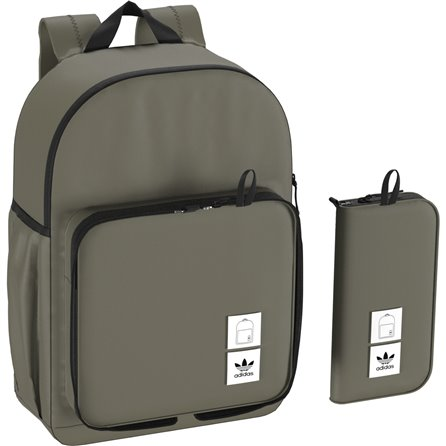ADIDAS - BACKPACK Packable Army