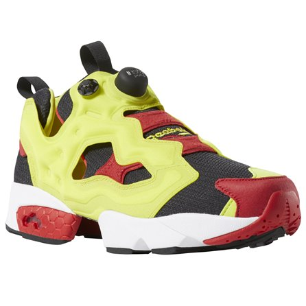 REEBOK - INSTAPUMP FURY Yellow