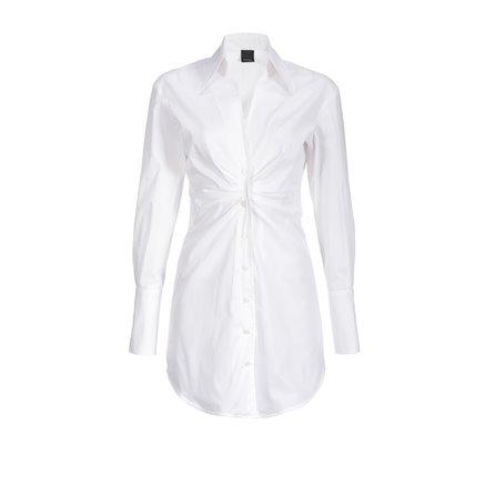 PINKO - Camicia SERRARE Bianco