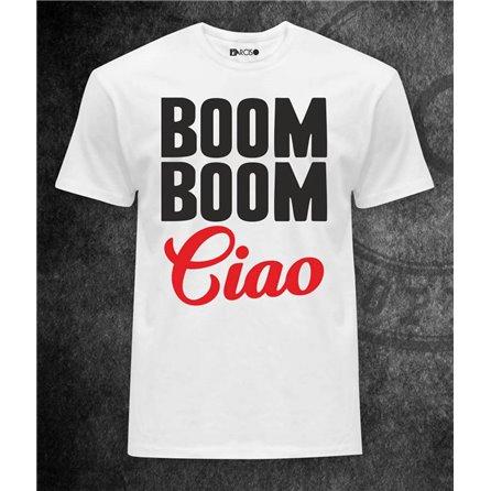 NARCISO - BOOM BOOM CIAO White