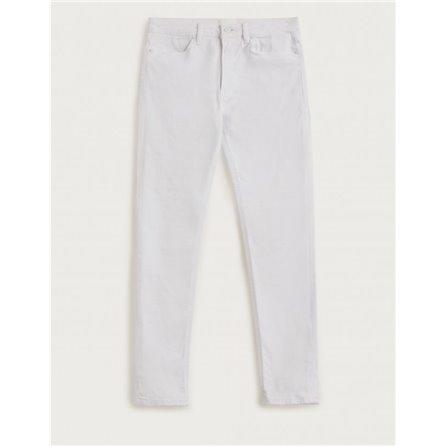 DONDUP - Pantalone IRIS Bianco