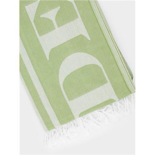 SUNDEK - TOWEL KEY Dark Army Green