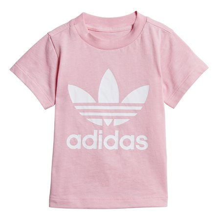 ADIDAS - TREFOIL TEE Light Pink