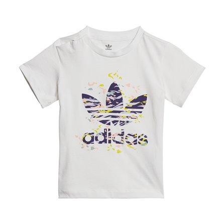 ADIDAS - TREF TEE White