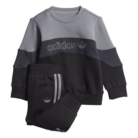 ADIDAS - BX 2.0 CREW SET Dark Grey
