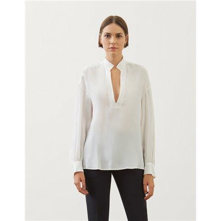 DONDUP - Camicia Bianco