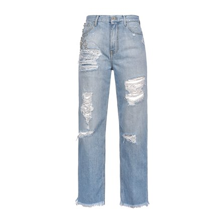 PINKO - Jeans MADDIE 16 Azzurro
