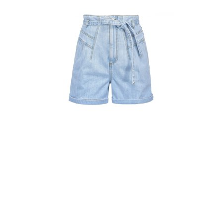 PINKO - Shorts TASHA 1 Light Blue
