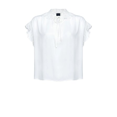 PINKO - Blusa LIBERO Bianco