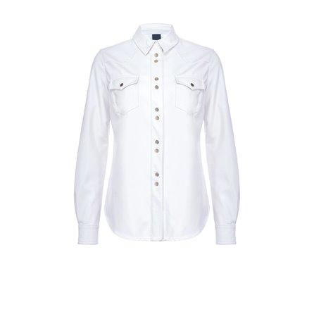 PINKO - Camicia CAROLINE 6 Bianco