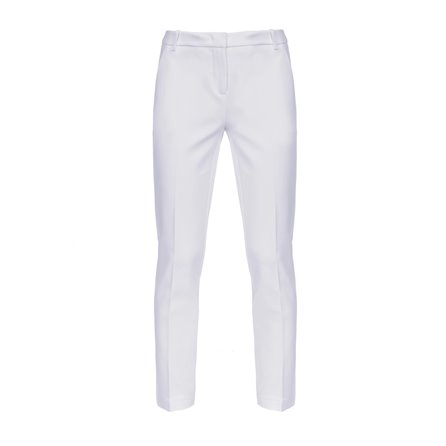 PINKO - Pantalone SOLO Bianco