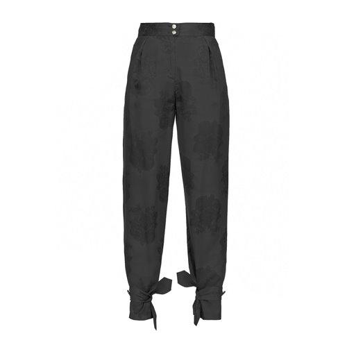 PINKO - Pantalone QUIETO 1 Nero