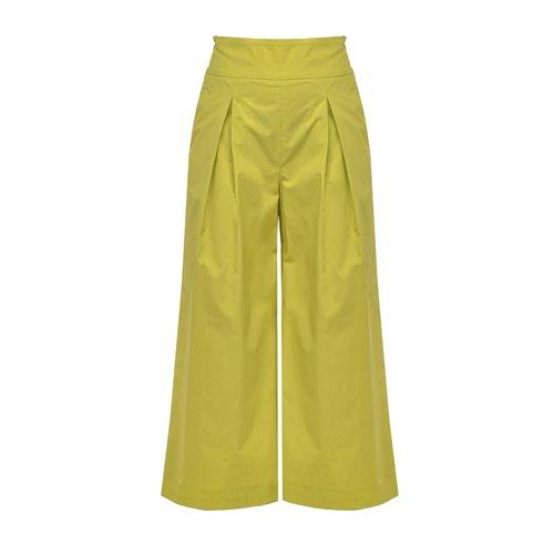 PINKO - Pantalone TESO 4 Lime