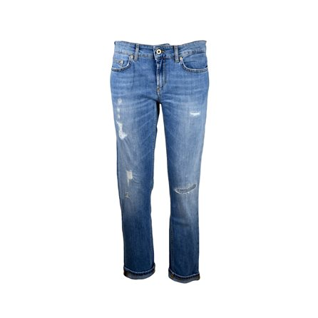 DONDUP - Jeans Skinny In Denim Stretch Blue